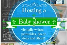 Party Ideas -- Baby Shower