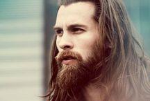 "{ Bearded fellas } / ""Don't go shaving, fellas.""  By Alexander ""Conquistador"" Antebi"