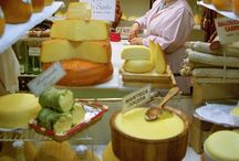 """{ La fromagerie, mon orgasme } / How can you govern a country which has 246 varieties of cheese?""""  By Charles de Gaulle"""
