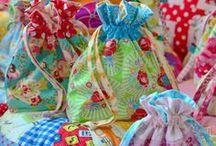 Idee con la stoffa / fabrics ideas