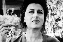 { Anna } / The great Anna Magnani