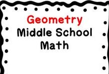 Geometry Domain: Middle School (6-8) Math / This board contains middle school math resources related to the Geometry Domain.  These resources include teaching ideas, fun activities, blog posts, centers, games, teachers pay teachers products, free downloads, tips, middle school student resources, videos to accompany lessons, etc.  Only post pins related to the board title.  Collaborators: when pinning, scan the board & delete duplicates, & also surround product pins with ideas/free resources that apply (middle grades).