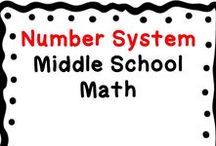 Number System Domain: Middle School (6-8) Math / This board contains middle school math resources related to the Number System Domain.  These resources include teaching ideas, fun activities, blog posts, centers, games, teachers pay teachers products, free downloads, tips, middle school student resources, videos to accompany lessons, etc.  Only post pins related to the board title.  Collaborators: when pinning, scan the board & delete duplicates, & also surround product pins with ideas/free resources that apply (middle grades).