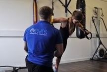 Suspension Training / We love Suspension training at Pure Results. Here are our tips to exercises using a suspension trainer.