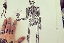 - tattoo drawings -