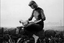 { Sylvia and the strawberries } / I am I am I am Dedicated to Sylvia Plath...
