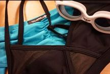 Stylish and Fast / Fabulous attire for your next swim, bike or run. Functional and stylish!