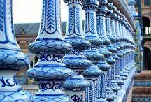 Sevilla, Segovia y otras de España