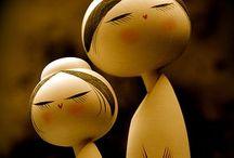 Japanese Art and Crafts / Japanese art and crafts. Inspiration