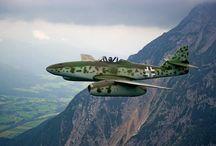 Avion de l'Axe