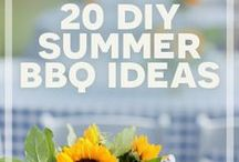 BBQ Party / Summer Barbecue Party Ideas