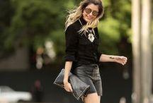 Meus Looks | SPFW / Vários looks da Carol Tognon durante a semana de moda de SPFW