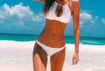 Moda | Looks Praia / Biquínis, Moda Praia, Verão 2017, Carol Tognon, Swin Week, Miami, Beach
