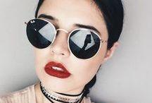 Moda | Óculos / Vários óculos da coleção da Carol Tognon.