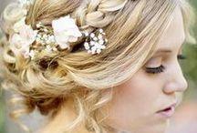 Casamento | Penteados