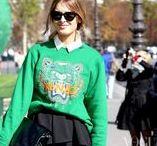 Dicas de estilo / Dicas fashion e de estilo para usar e abusar das últimas tendências do momento.
