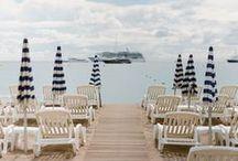 French Riviera / ESCALES spirit comes from la Côte d'Azur: France's most beautiful landscapes.