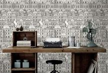 Design Wallpapers / Give your room an easy and effective facelift with our selection of stunning design wallpapers