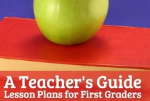 Grades 1-2 Lesson Plans / Lesson plans for 1st and 2nd grade teachers, designed to stimulate and engage students of all types.