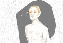 illustration / by Salva MSh