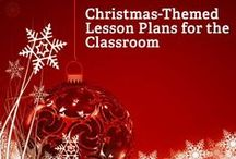 Christmas Lessons & Activites