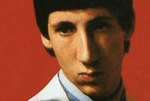 Pete Townshend / talented guitarist of the who / by Hallie
