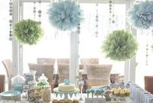 Baby shower / Baby shower ideas, gifts and themes