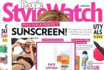 Avon in the Magazines / Check out which Avon products are being featured in the latest magazines. Avon is often featured in Ladies' Home Journal, Better Homes & Gardens, Self, Allure, People, US, and more. Shop for Avon online at www.youravon.com/eseagren.