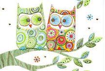 patterns & illustrations