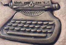 Writing / by Jacie Crapo
