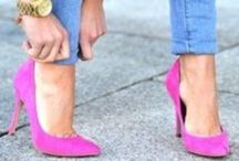 Shoes & Bags / by Marcela G.