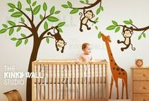 Amazing Rooms: Nursery 1 / Nursery rooms