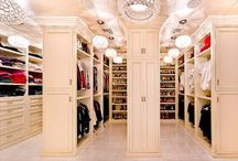 Amazing Rooms: Closet / Closet ideas! Really great ones too!