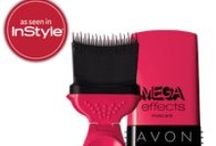 Avon Mega Effects Mascara / Avon Mega Effects Mascara is the first of its kind with a unique wonder brush. Read reviews, check for sales and buy Avon Mega Effects Mascara online by clicking on any of the pins below or going to www.youravon.com/eseagren