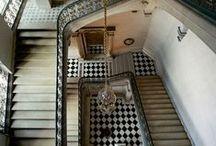 staircase/schodiště