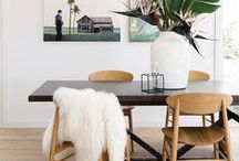 Dream Homes // Inspiration / Beautiful and inspiring homes and decor