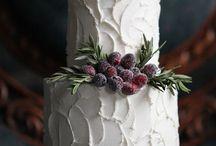 Cakes - Winter & Christmas