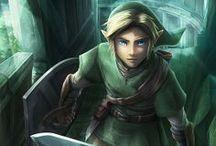 Zelda Artwork