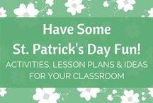 St. Patrick's Day & Ireland
