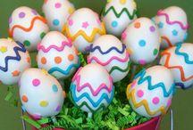 Cakepops - Easter/Spring
