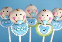 Cakepops - Babyshower/Christening