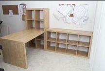 Craft areas