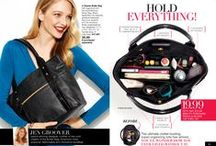 Avon Butler Bag / The Avon Butler Bag by Jen Groover does it all! Get organized with the world-famous Classic Butler Bag. Buy your Avon Butler Bag starting in campaign 22 online at www.youravon.com/eseagren.