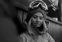 LA PLUS BELLE POUR ALLER SKIER / Fun, friends, fashion and snow :)