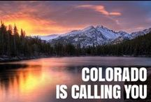 Colorado Calling / Hello, there's someone on the other line for you… it's Colorado calling your name. Follow us for Colorado inspiration (photos, images, videos and articles) and learn why locals and transplants alike have a profound pride in this beautiful place; if you've not yet visited Colorful Colorado, visiting and taking in all it has to offer might just help you find where you Belong. If you've never been here before, visiting Colorado might just help you find where you Belong.