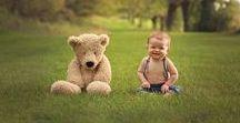 teddy bears, bunnies and other toys