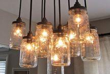 Creative deco ideas for your home / Inspiration til bolig