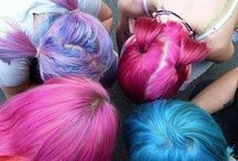 Hair Colours/Stlyes