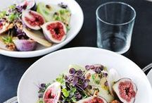 Salad Recipe // Inspiration / Inspiration for beautiful, fresh and healthy salads to nourish you from the inside out