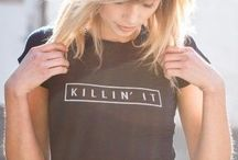 Graphic tees / by Nat Williams